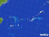 2017年09月20日の沖縄地方の雨雲レーダー