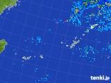 2017年09月21日の沖縄地方の雨雲レーダー