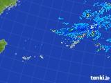 2017年09月25日の沖縄地方の雨雲レーダー