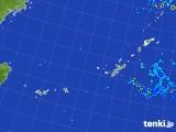 2017年09月27日の沖縄地方の雨雲レーダー