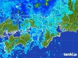 雨雲レーダー(2017年09月27日)
