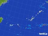 2017年09月28日の沖縄地方の雨雲レーダー