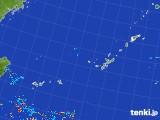 2017年09月29日の沖縄地方の雨雲レーダー