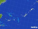 2017年09月30日の沖縄地方の雨雲レーダー