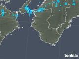 2017年11月04日の和歌山県の雨雲レーダー