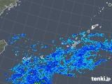 雨雲レーダー(2017年12月01日)