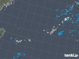 2017年12月08日の沖縄地方の雨雲レーダー