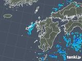 雨雲レーダー(2017年12月15日)