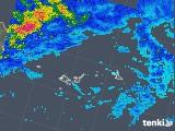 2018年01月07日の沖縄県(宮古・石垣・与那国)の雨雲レーダー