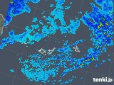 2018年01月08日の沖縄県(宮古・石垣・与那国)の雨雲レーダー