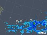 2018年01月22日の沖縄県(宮古・石垣・与那国)の雨雲レーダー
