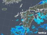 雨雲レーダー(2018年01月28日)