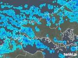 雨雲レーダー(2018年02月12日)