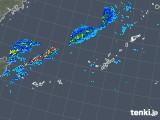 2018年02月28日の沖縄地方の雨雲レーダー