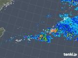2018年03月03日の沖縄地方の雨雲レーダー