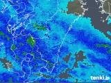 2018年03月03日の宮崎県の雨雲の動き