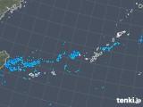 2018年03月08日の沖縄地方の雨雲レーダー