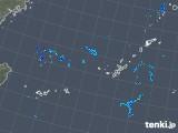 2018年03月13日の沖縄地方の雨雲レーダー