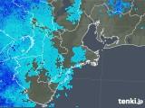 雨雲レーダー(2018年03月19日)