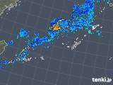 2018年03月20日の沖縄地方の雨雲レーダー