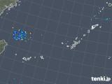 2018年03月29日の沖縄地方の雨雲レーダー