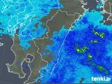 2018年04月17日の宮崎県の雨雲の動き