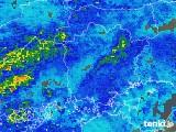 雨雲レーダー(2018年04月24日)