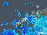 2018年05月01日の長崎県(五島列島)の雨雲の動き