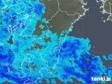 2018年05月01日の宮崎県の雨雲の動き