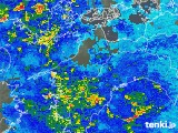 2018年05月02日の愛媛県の雨雲の動き