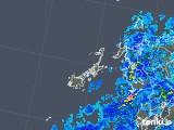 2018年05月02日の長崎県(五島列島)の雨雲の動き