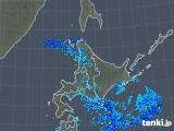 2018年05月03日の北海道地方の雨雲の動き
