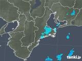 2018年05月03日の三重県の雨雲レーダー