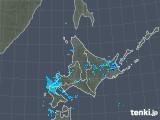 2018年05月05日の北海道地方の雨雲の動き
