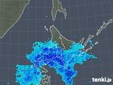 2018年05月06日の北海道地方の雨雲の動き