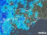 2018年05月06日の近畿地方の雨雲の動き