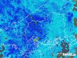 2018年05月06日の広島県の雨雲の動き