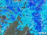 2018年05月06日の大分県の雨雲の動き