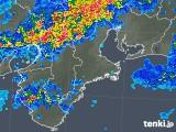 2018年05月07日の三重県の雨雲の動き