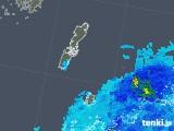 2018年05月08日の長崎県(壱岐・対馬)の雨雲の動き