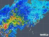 雨雲の動き(2018年05月13日)