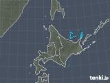 2018年05月15日の北海道地方の雨雲の動き