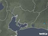 2018年05月15日の愛知県の雨雲レーダー