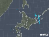 2018年05月16日の北海道地方の雨雲の動き