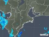 2018年05月16日の三重県の雨雲の動き