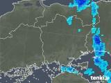 2018年05月16日の岡山県の雨雲の動き
