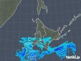 2018年05月19日の北海道地方の雨雲の動き
