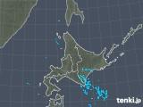 2018年05月20日の北海道地方の雨雲の動き