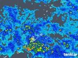 2018年05月20日の鹿児島県(奄美諸島)の雨雲の動き