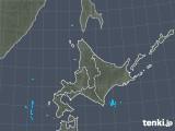 2018年05月21日の北海道地方の雨雲の動き